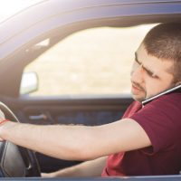 U Drive, U Text, U Pay Enforcement Officer Hit by Distracted Driver