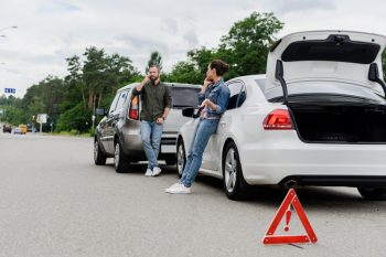 What Should I Do After an Accident?
