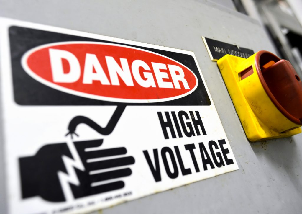 Electrocution Injury Attorneys Monmouth County NJ