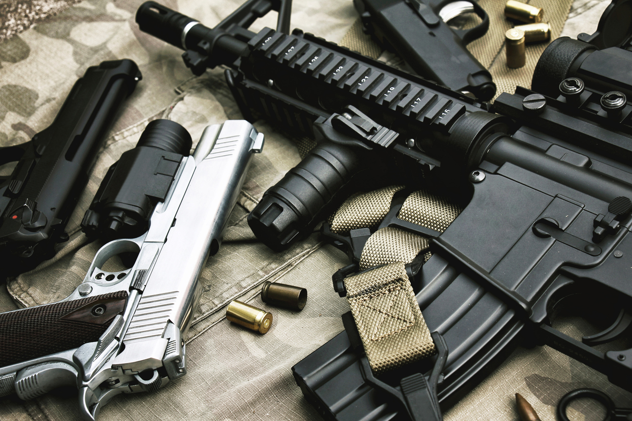 Monmouth County NJ Certain Persons Weapons Charges Defense Attorneys
