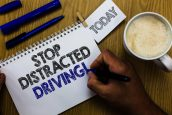 Determining Negligence in Texting While Driving Cases Monmouth County NJ