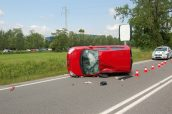 Rollover Car Accident Injury Attorneys on the Parkway, Turnpike, and across the Jersey Shore