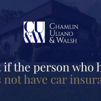 What if the Person Who Hit Me Does Not Have Car Insurance?